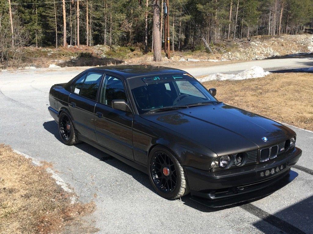 Httpsngpatriotacademy Combmw M5 Turbo Kit: BMW M5 With A 1000 Hp Inline-Six