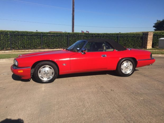 1994 Jaguar XJS with a LS1 V8