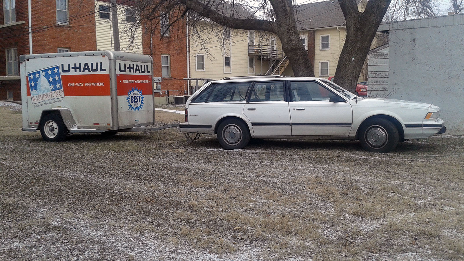 1996 Buick Century Wagon With A Lx9 V6 Engine Swap Depot 03 Transmission Wiring Disaster Struck When The Was Starved Of Oil Going Around Turn And Resulted In Spun Bearing Daniel Decided It Would Be More Cost Effective To