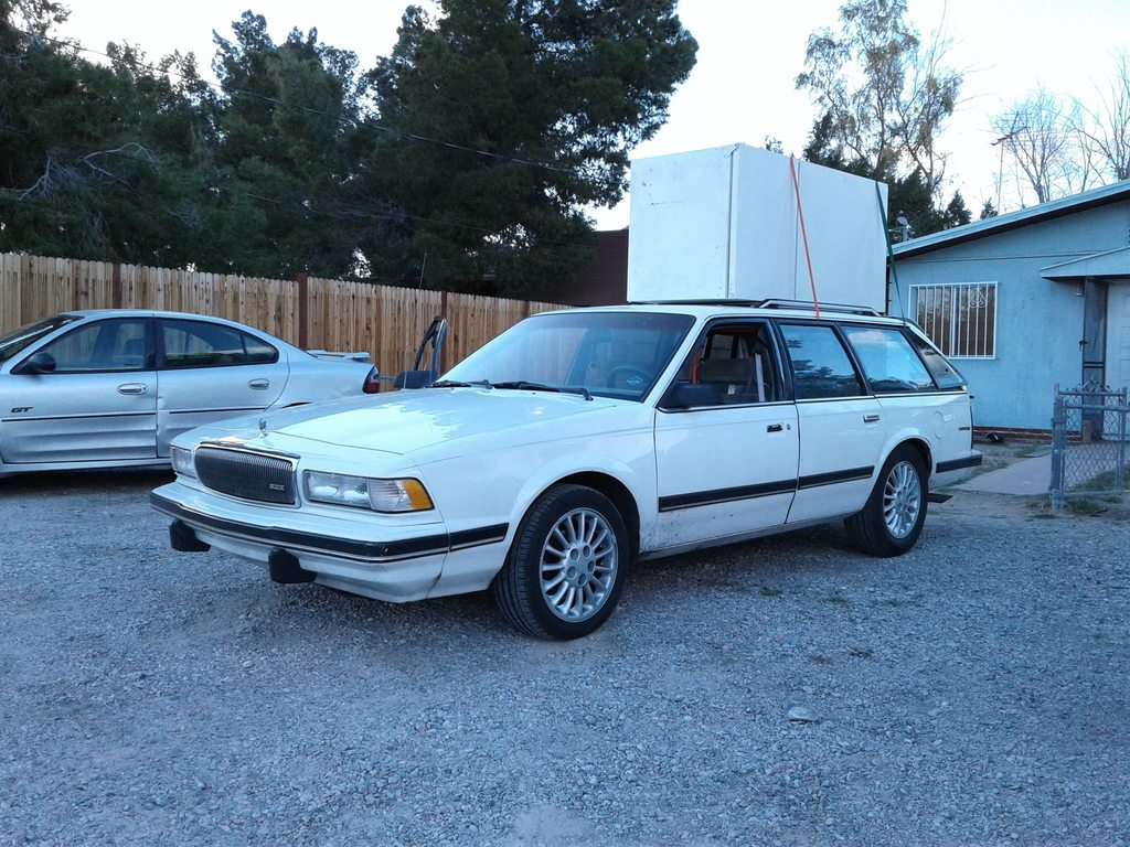 1996 Buick Century Wagon With A Lx9 V6 Engineswapdepot Com