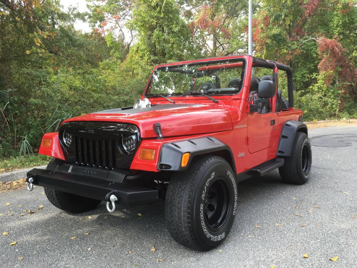 Jeep Wrangler With A Twin Trubo Jz