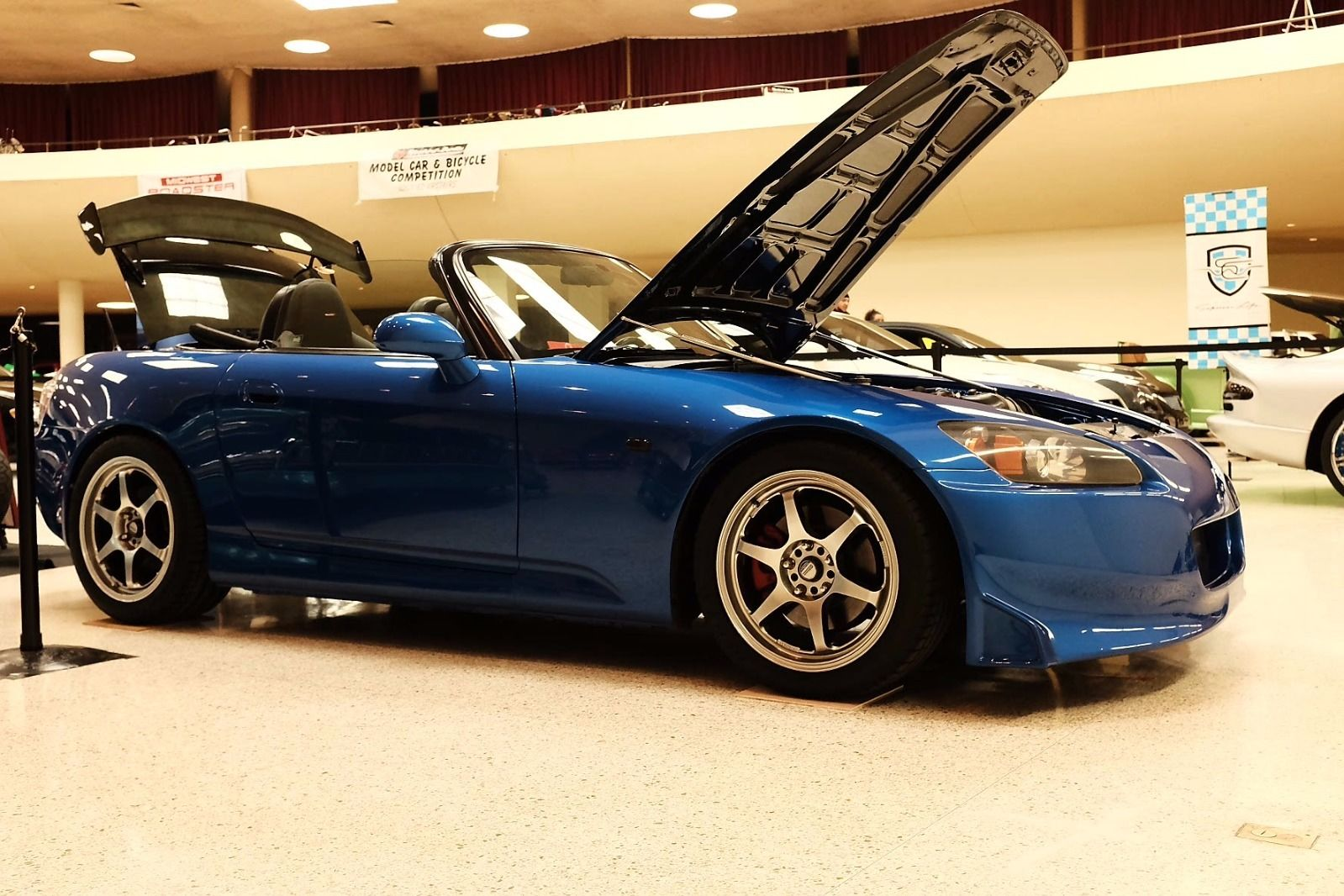For Sale 2002 Honda S2000 With A Ls1 V8 Engine Swap Depot