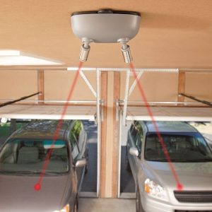 Park Right Garage Lasers