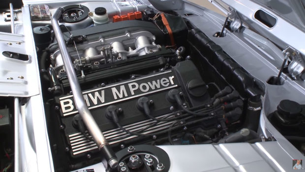 BMW 2002 with a S14 Inline-Four