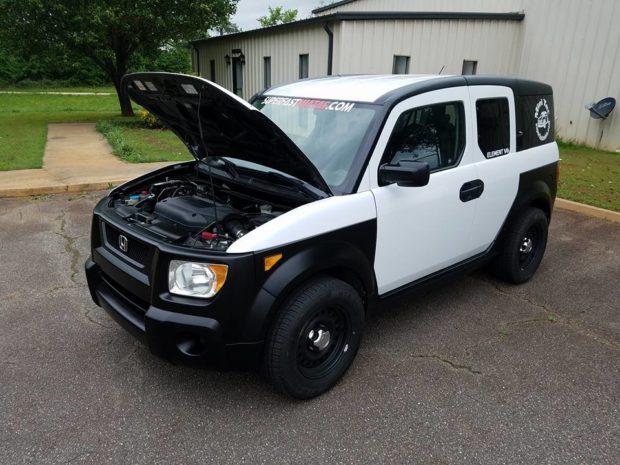 Honda Element Conversion >> Honda Element J Series Swap Kit Engine Swap Depot