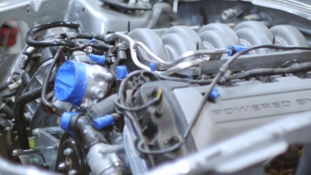 Sergeant Reckless Building a 1993 Mustang with a 5.0 L Coyote V8