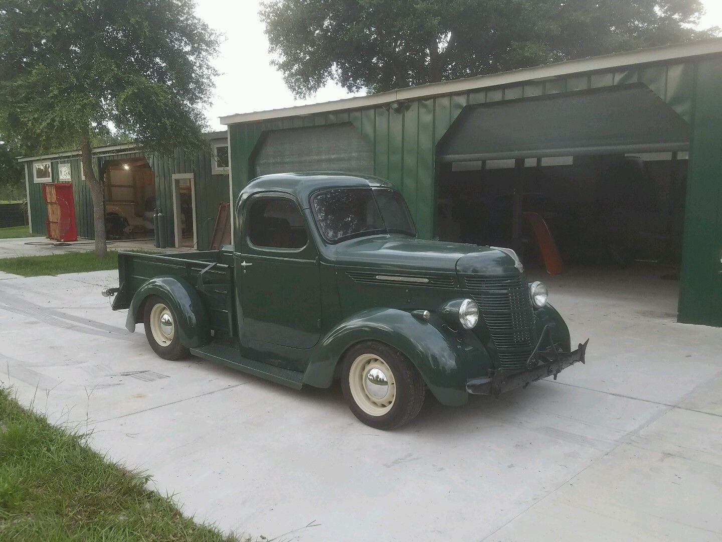 For Sale 1940 International Truck With A Chevy V8 Engine Swap Depot
