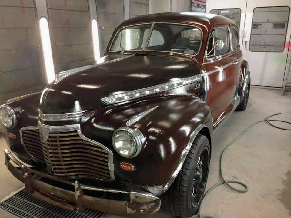 1941 chevrolet special deluxe wrapped around a dodge durango engine swap depot. Black Bedroom Furniture Sets. Home Design Ideas