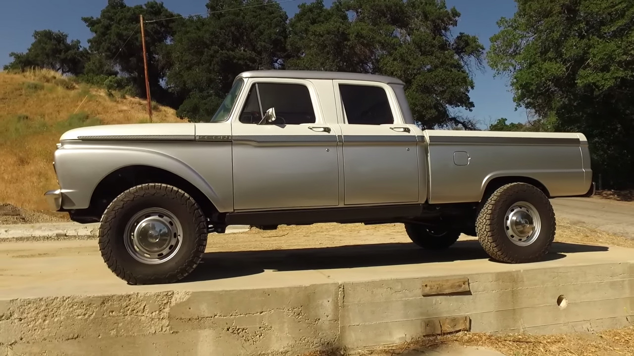 2017 Dodge 3500 >> 1965 Ford Truck with a Dodge Ram Powertrain – Engine Swap Depot