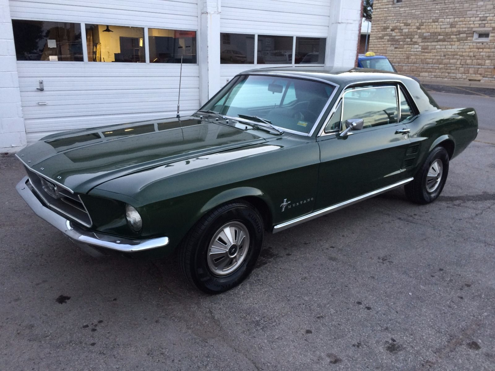 This 1967 ford mustang is for sale on ebay esd may earn commisions when a product is purchased from this link in kansas city missouri with a reserve