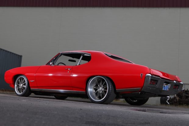 1968 Pontiac GTO with a LS3 V8