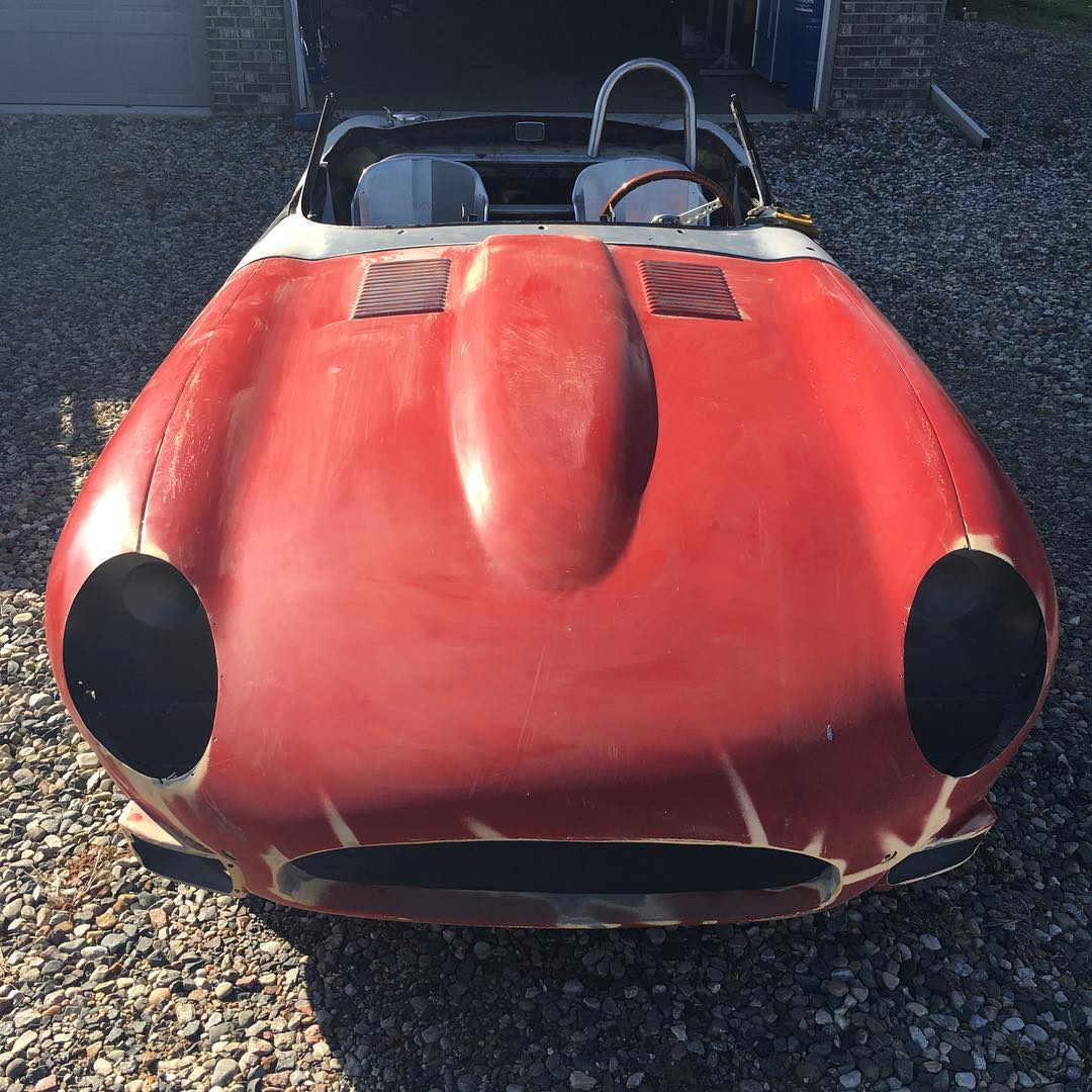1968 Jaguar With A Twin Turbo Viper V10 Engine Swap Depot Xk150 Wiring Harness David Nonis Was Looking For Something Little More Exotic His Next Project Inspiration Hit When He Came Across E Type Body And Turned