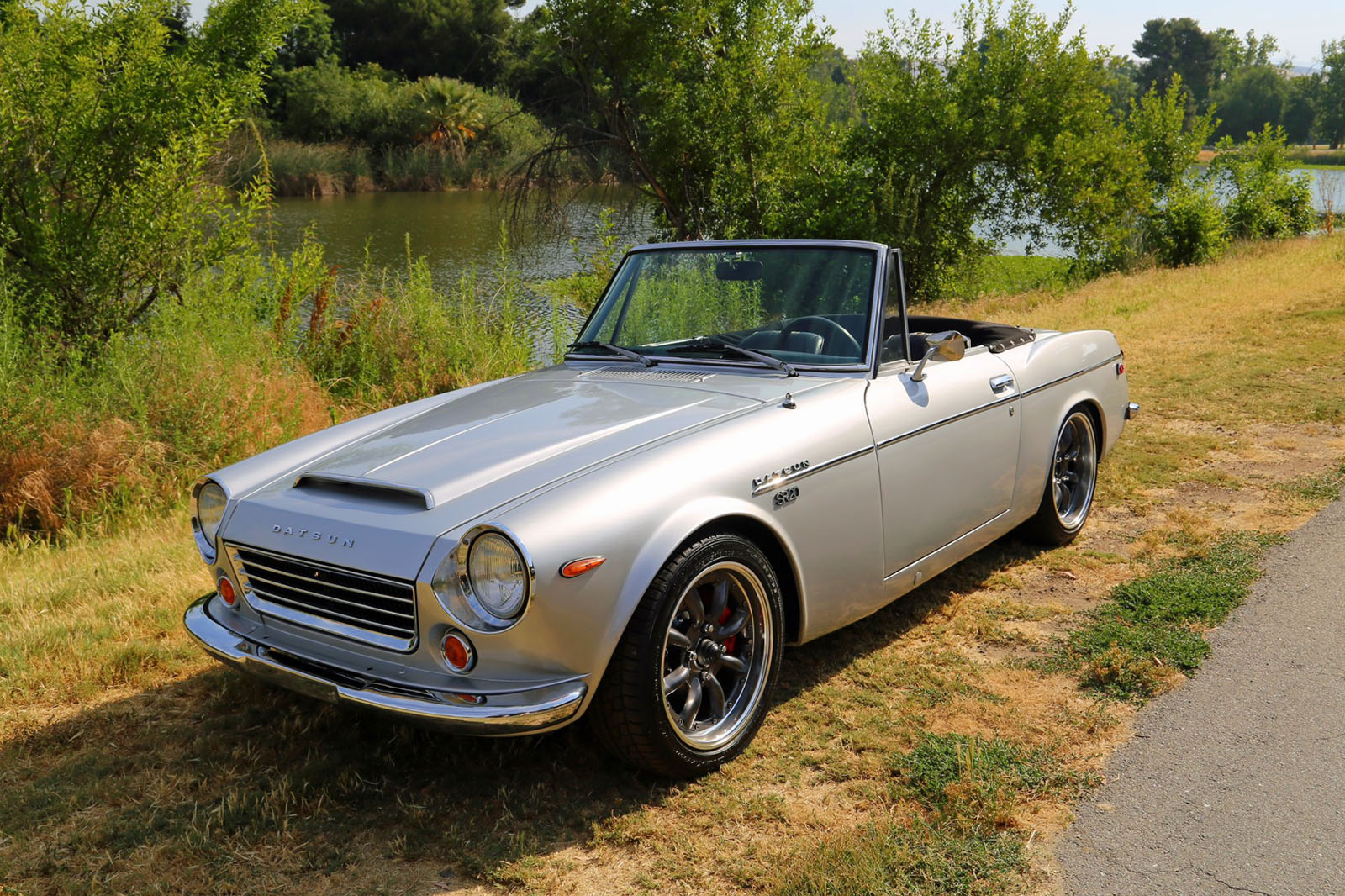 for sale 1969 datsun 1600 roadster with a sr20 engine. Black Bedroom Furniture Sets. Home Design Ideas
