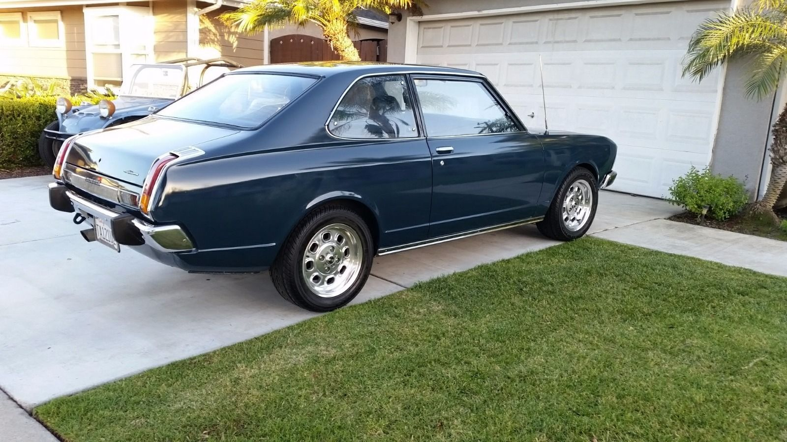For Sale 1973 Toyota Carina With A 1uz Fe V8 Engine Swap Depot Celica Source Ebay Esd May Earn Commisions When Product Is Purchased From This Link