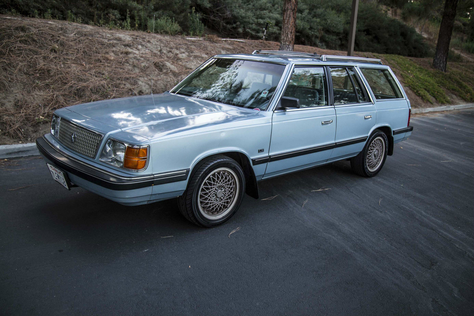 For Sale  Plymouth Reliant Wagon With A Turbo I4