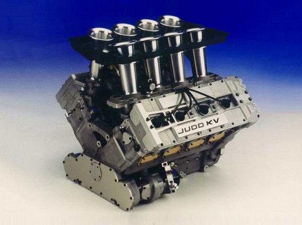 Zytek 3.0 L V8