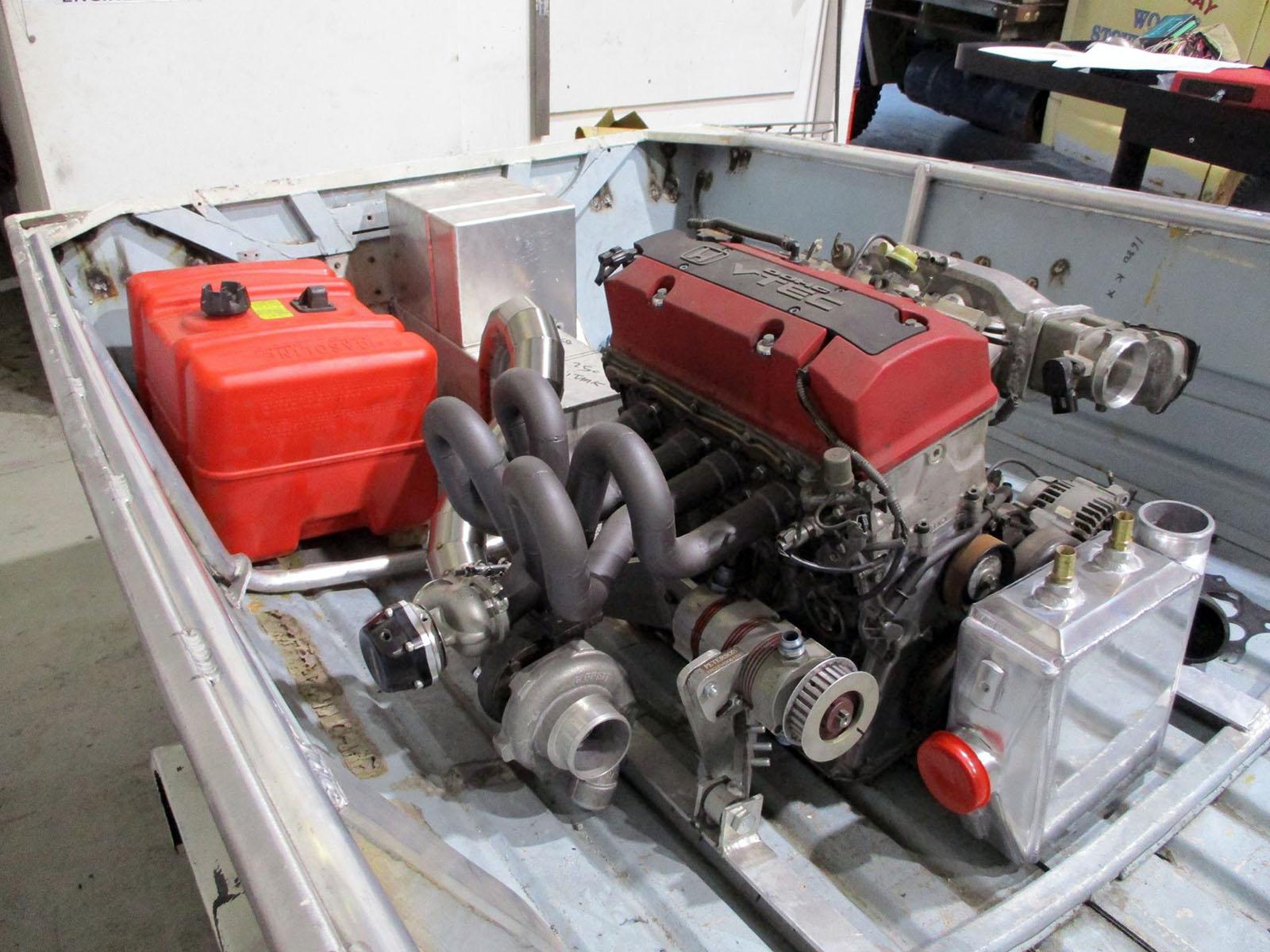 turbo f20c powered boat engine swap depot. Black Bedroom Furniture Sets. Home Design Ideas