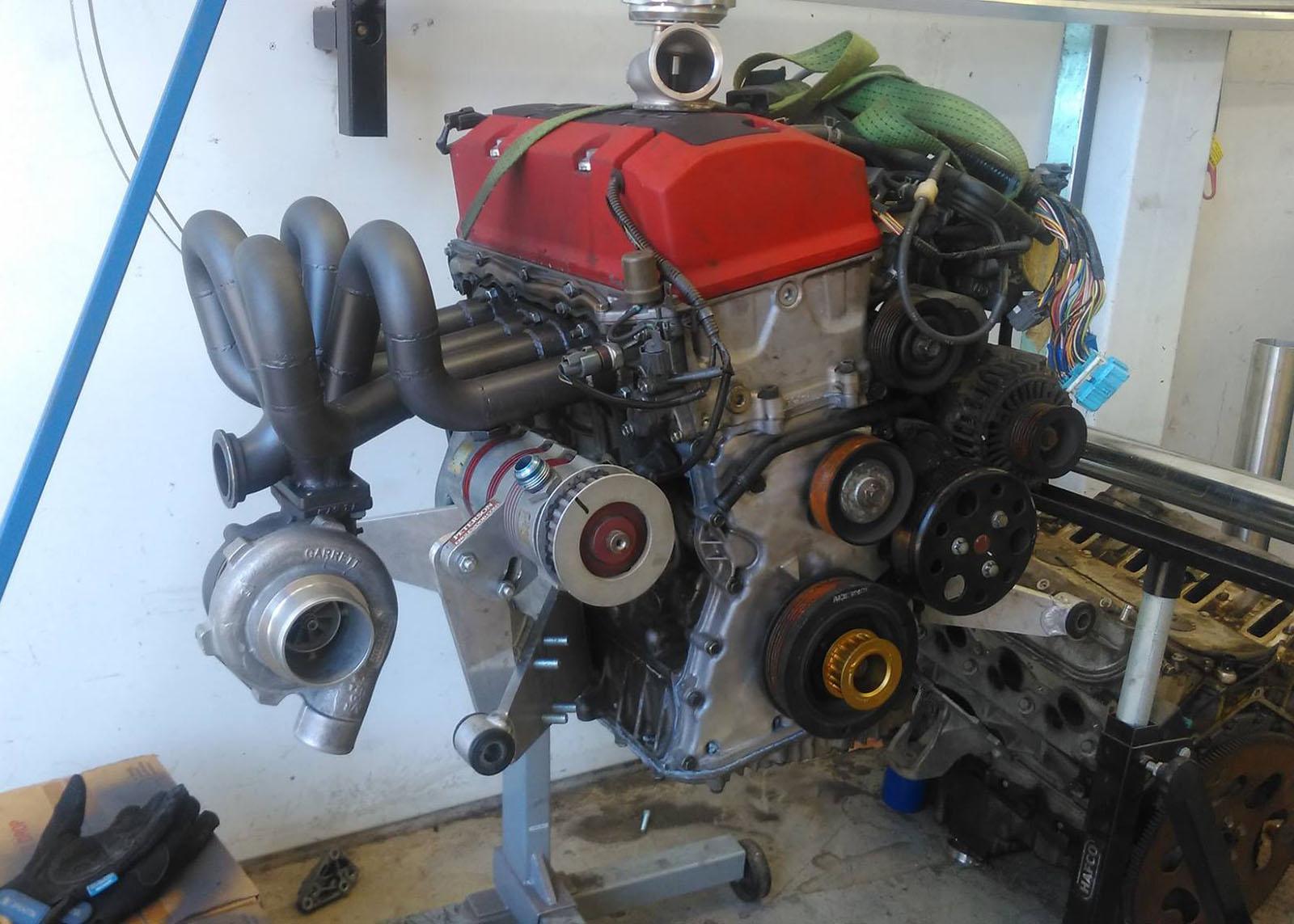 Turbo F20c Powered Boat Engine Swap Depot