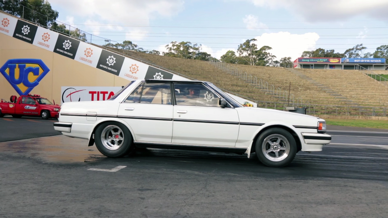 MCM rsquo s Toyota Cresta with a Turbo Barra ndash Engine Swap Depot