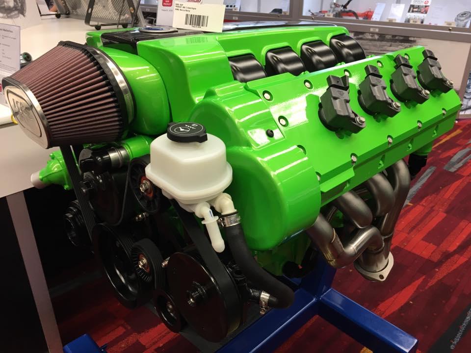 Mercury Racing 7.0 L SB4 DOHC LSx V8