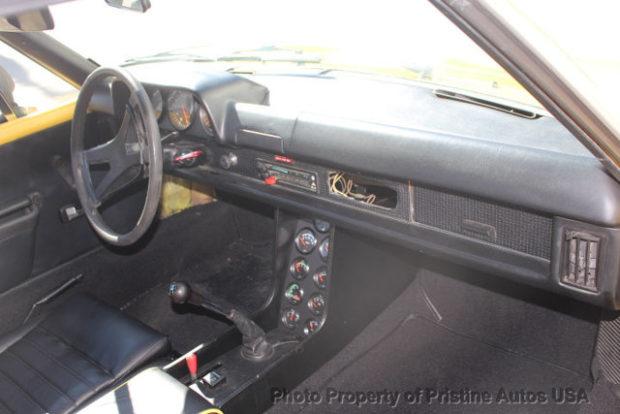 Porsche 914 with a Buick V6