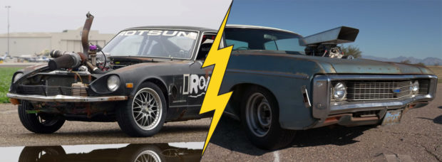 Roadkill Rotsun vs Blown Impala