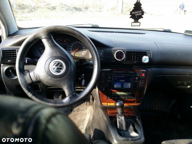 VW Passat with a Twin-Turbo Audi V6