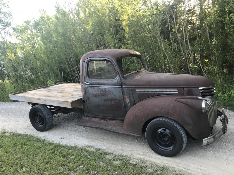 1946 Chevy Truck with a Prius Powertrain – Engine Swap Depot
