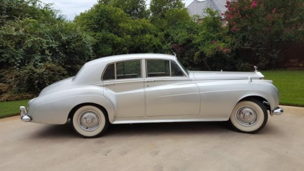 1961 Bentley S2 with a Chevy 350 V8