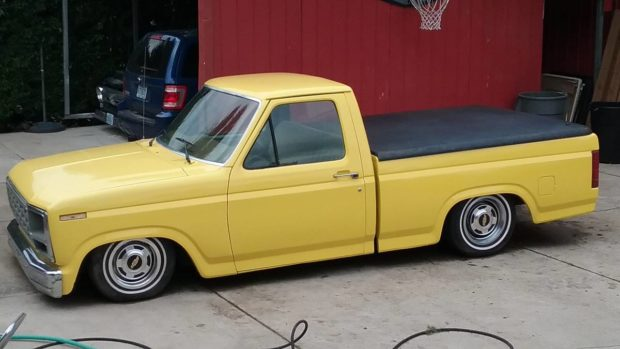 For Sale: 1986 Ford F-150 on a Monte Carlo Chassis – Engine