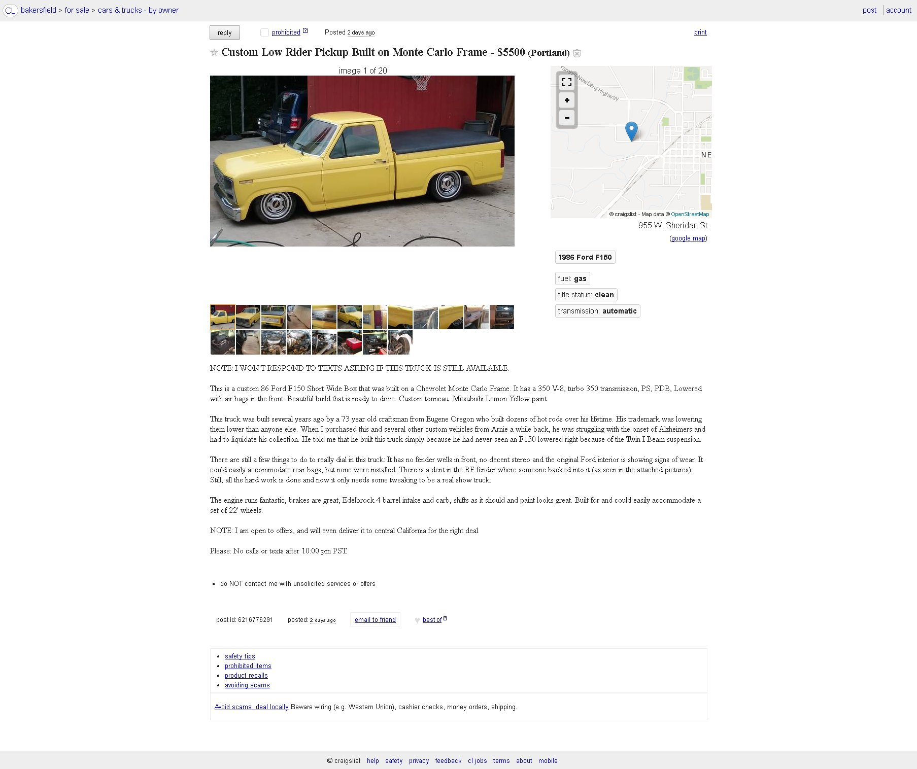 Craigslist Seattle Cars By Owner New Car Release Information