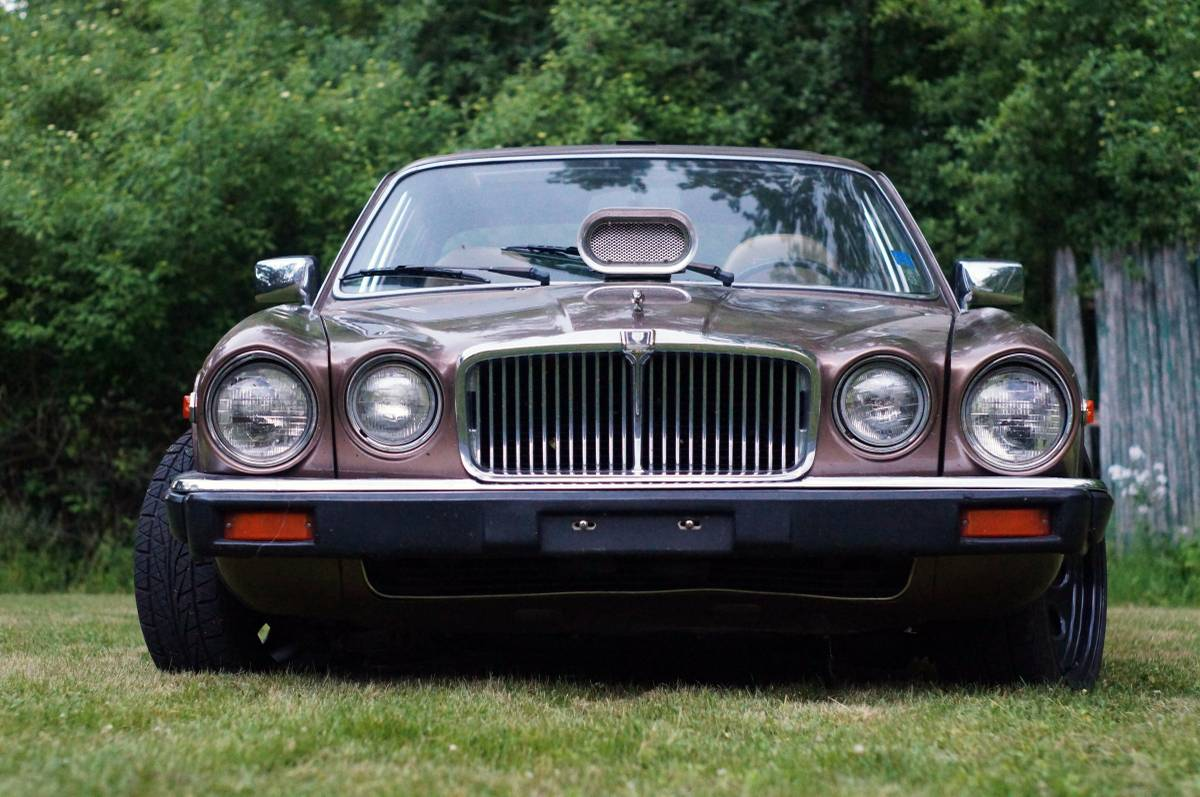 For Sale: 1986 Jaguar XJ with a Big-Block V8 – Engine Swap Depot