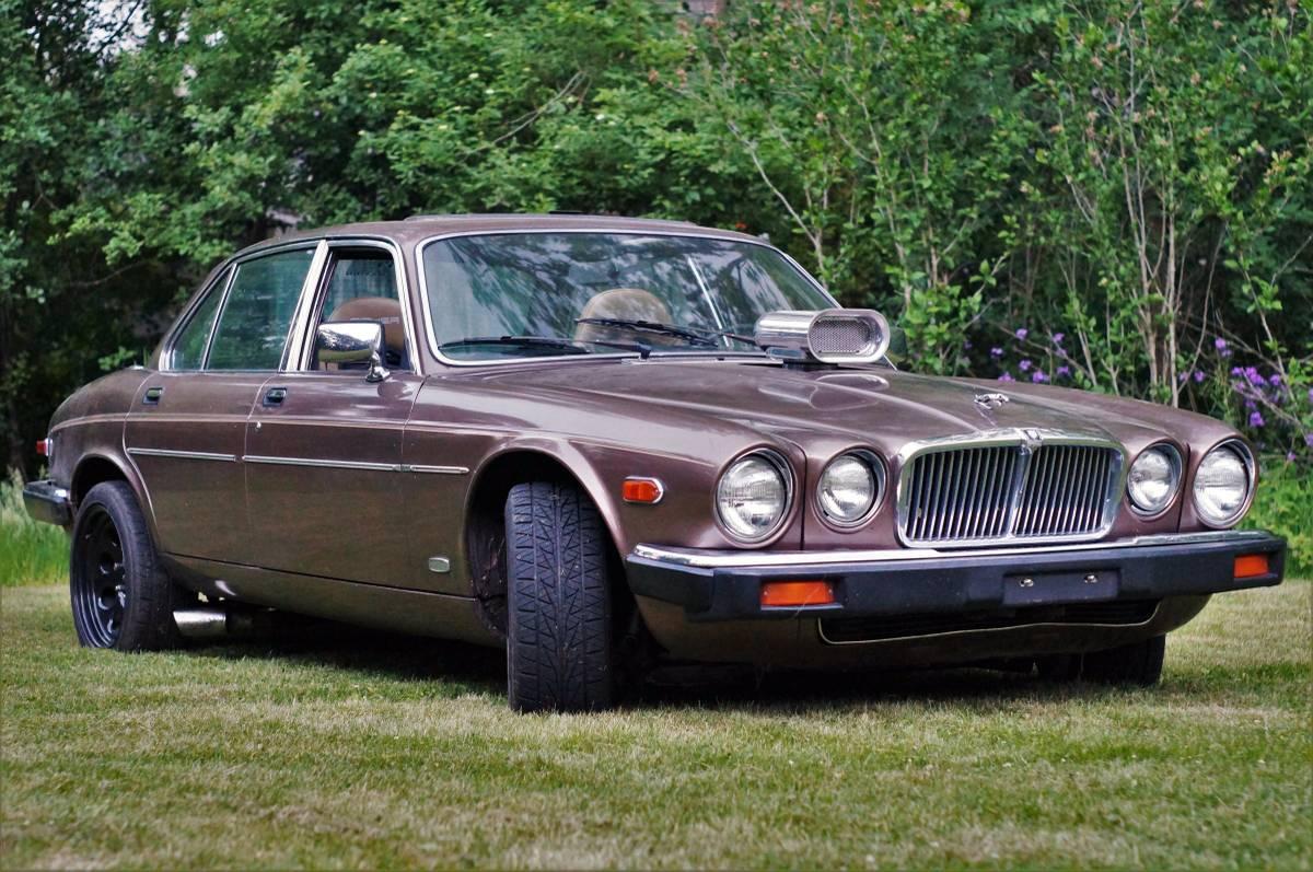 For Sale: 1986 Jaguar XJ with a Big-Block V8 – Engine Swap Depot