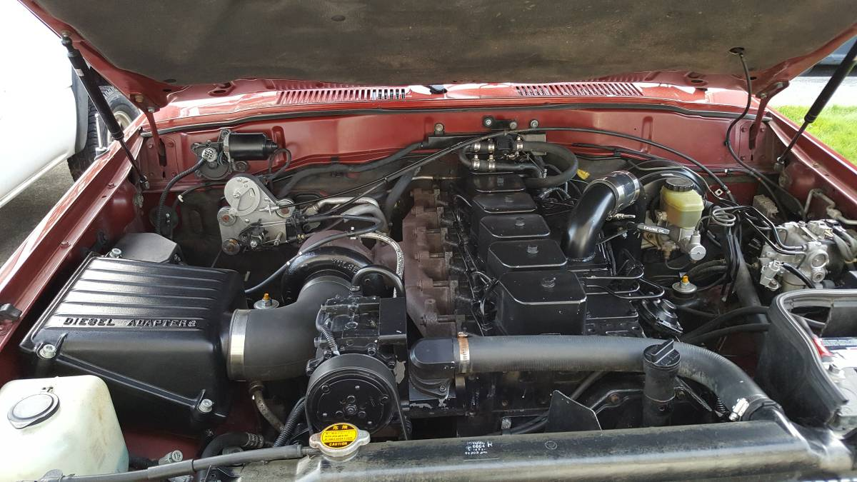Wiring Harness Kit >> For Sale: 1993 Land Cruiser with a Cummins 6BT – Engine Swap Depot