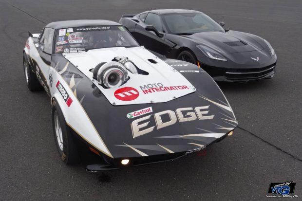 VTG AWD C3 Corvette with a turbo 6.2 L V8