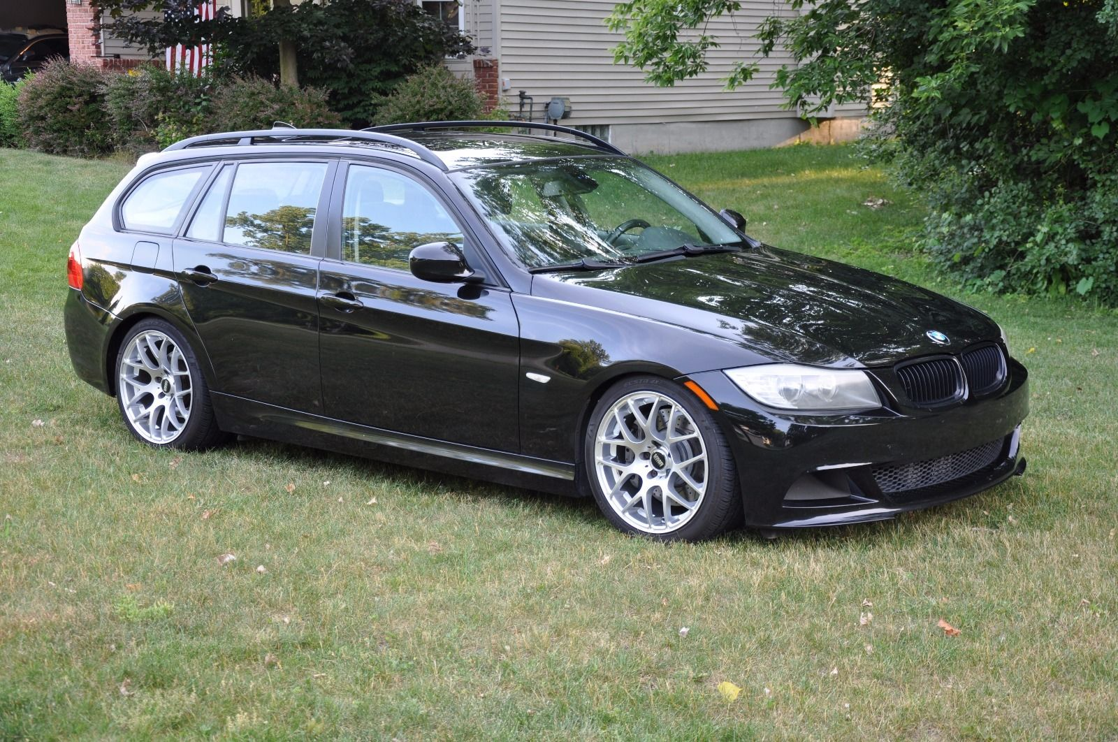 For Sale BMW I Wagon With A Turbo N Engine Swap Depot - Bmw 328i engine