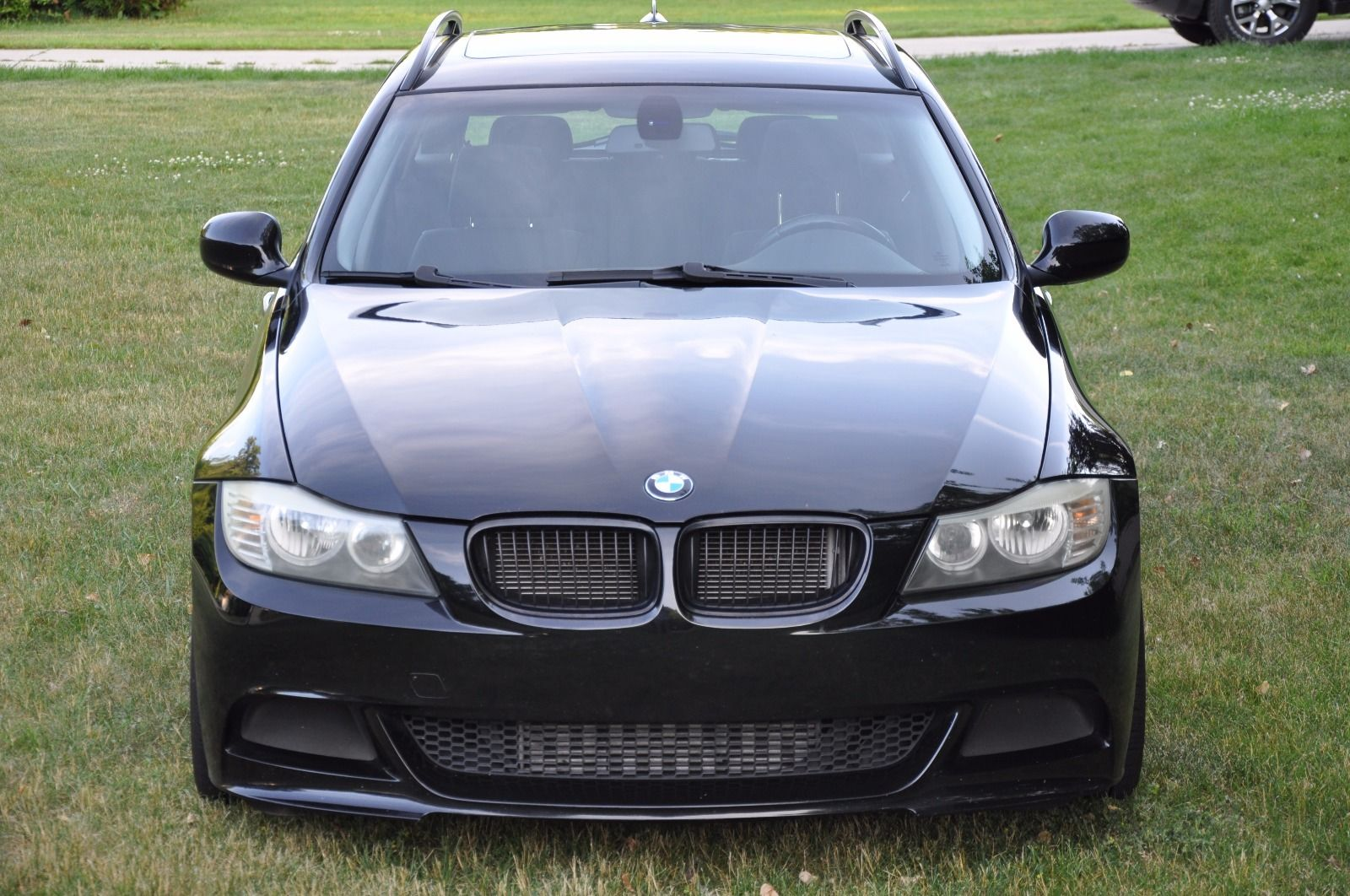 for sale bmw 328i wagon with a turbo n55. Black Bedroom Furniture Sets. Home Design Ideas