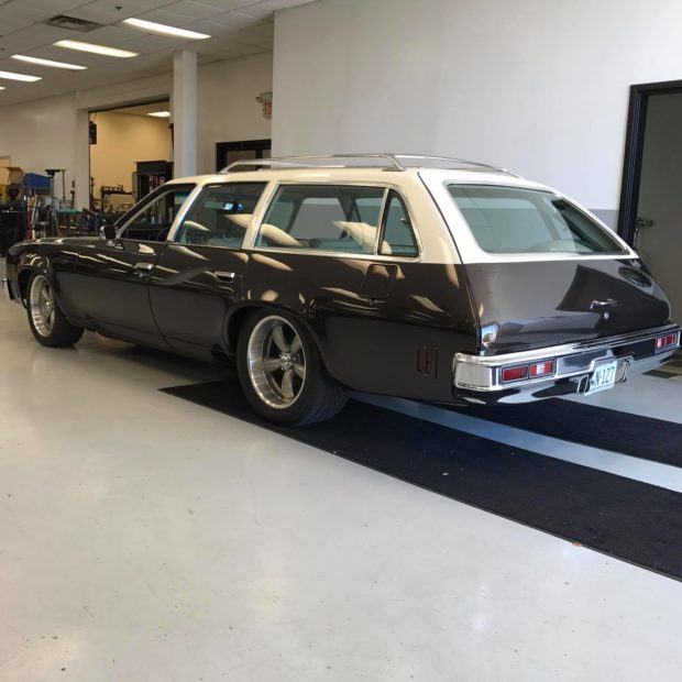 Chevelle Wagon with a LSx V8