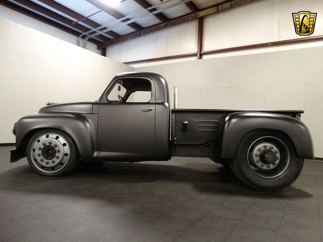 for sale  custom 1953 studebaker truck with a navistar