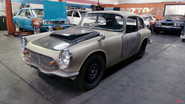 Honda S600 with a F20C