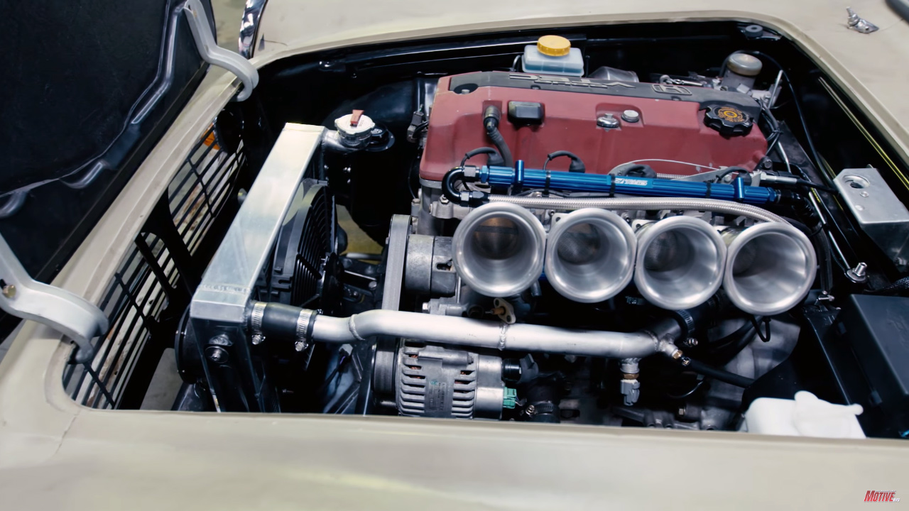 Honda S600 with a F20C ndash Engine Swap Depot