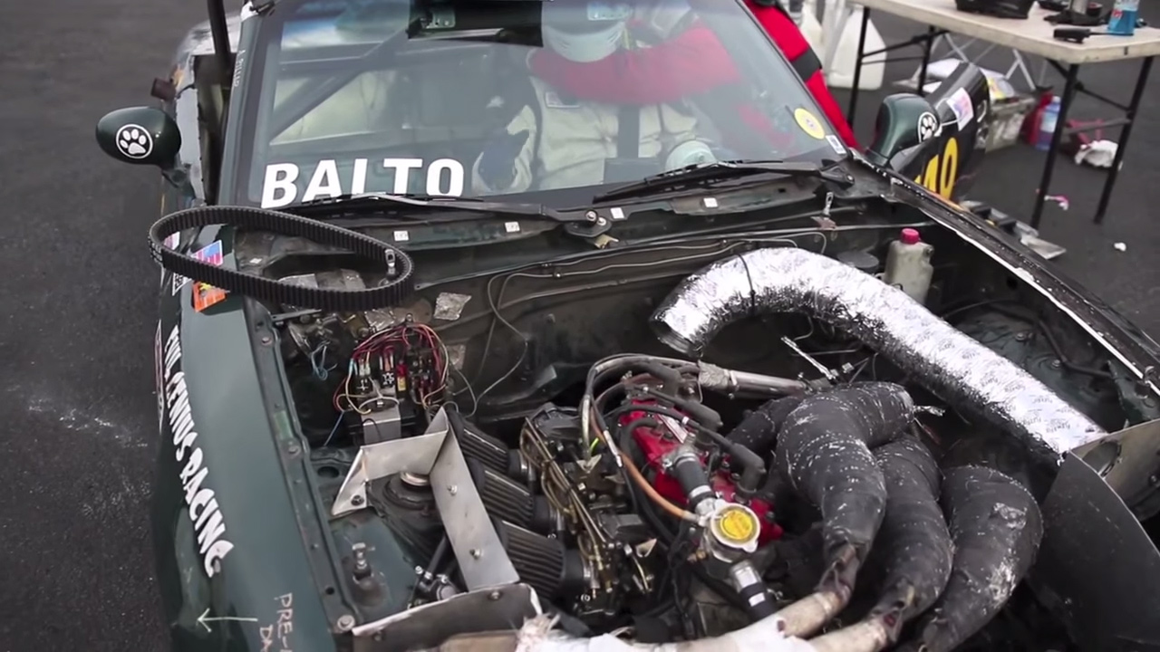 Miata With A Snowmobile Engine  U2013 Engine Swap Depot