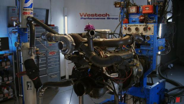 Rotsun turbo Ford 5.0 L V8