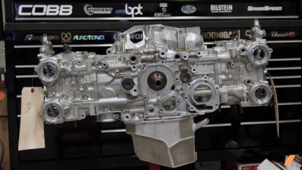 Subaru EJ-series flat-four