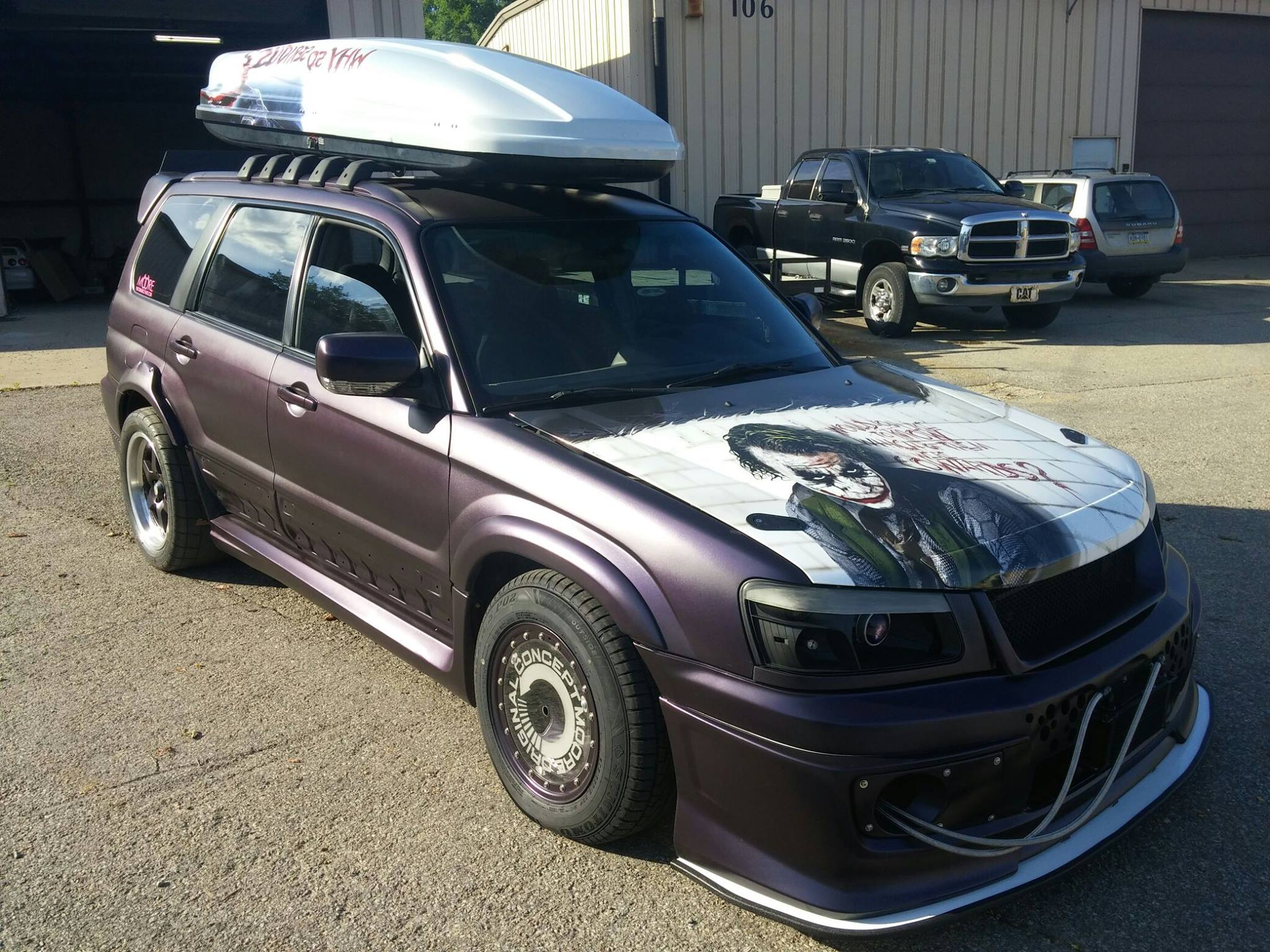 Another V8 Forester 554hp Subaru Forester Owners Forum
