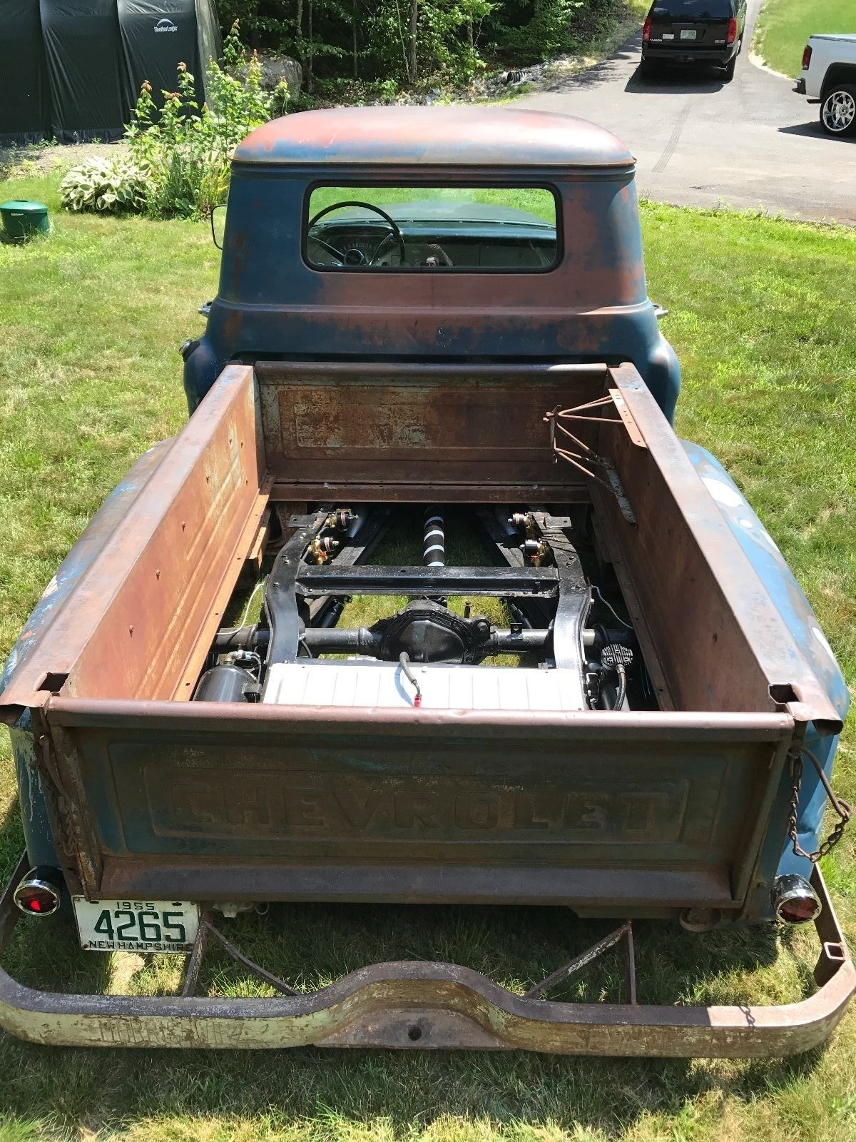 for sale 1955 chevy with a lsx v8  u2013 engine swap depot 1936 chevy truck wiring harness 1936 chevy truck wiring harness 1936 chevy truck wiring harness 1936 chevy truck wiring harness