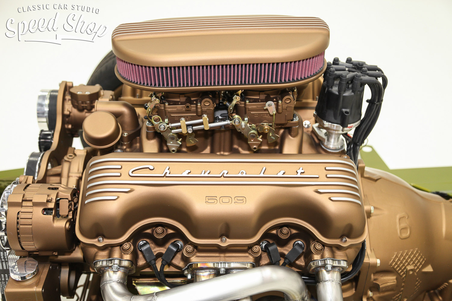 Chevrolet Corvette Turbo Jet additionally  likewise Nomad With A Chevy Big Block V likewise  besides . on chevy v8 engine