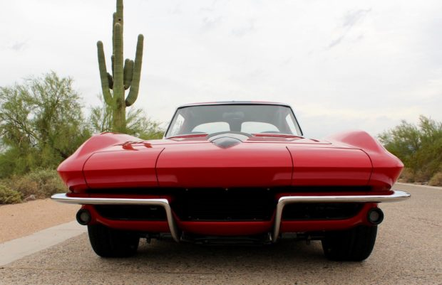 1963 Corvette with a Supercharged LT1 V8