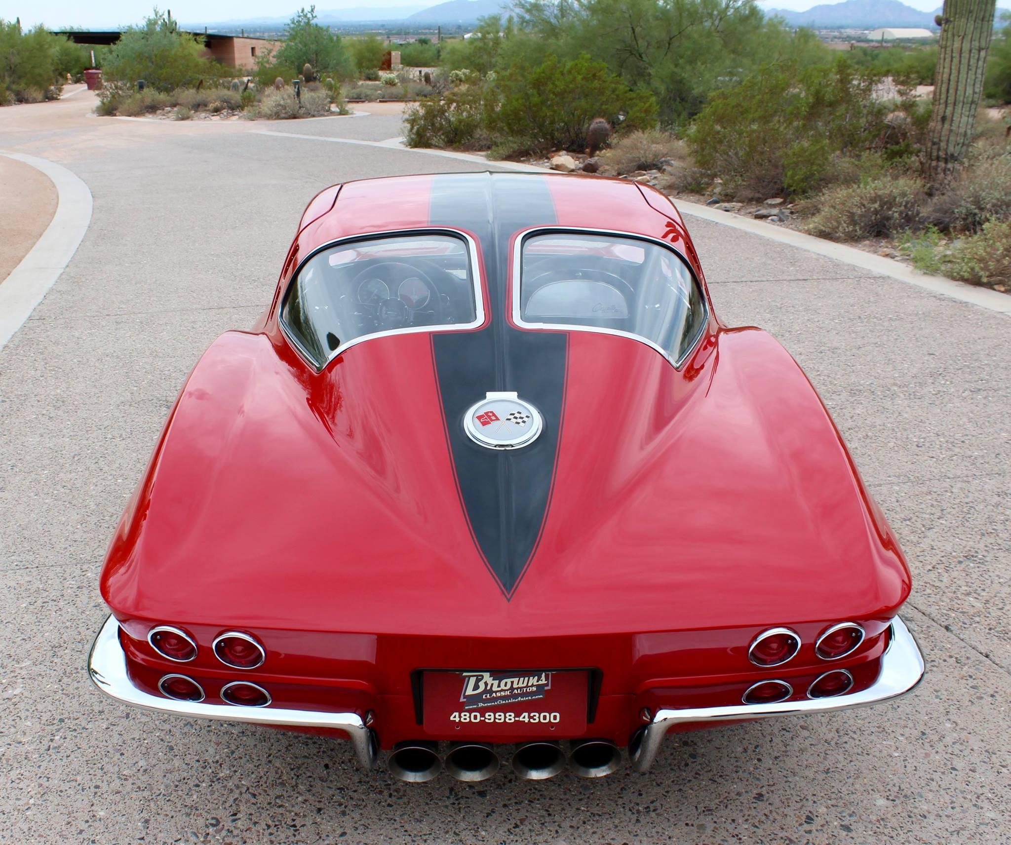 Corvette Lt1 Swap: 1963 Corvette With A Supercharged LT1 V8