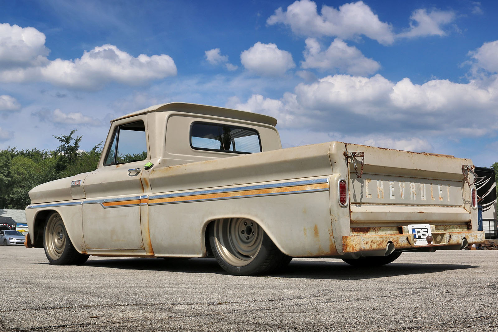 Build A Chevy Truck >> 1965 C10 with a Supercharged LSX – Engine Swap Depot